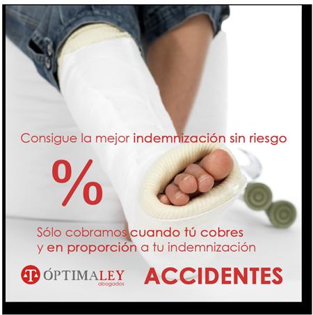 Reclamación de indemnización de accidentes de tráfico