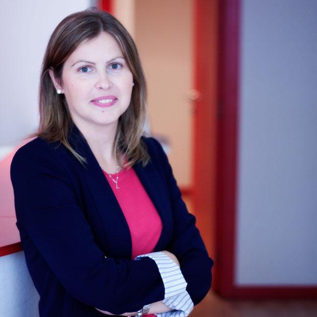 Loreto Mazorra Allegue (Responsable administración)