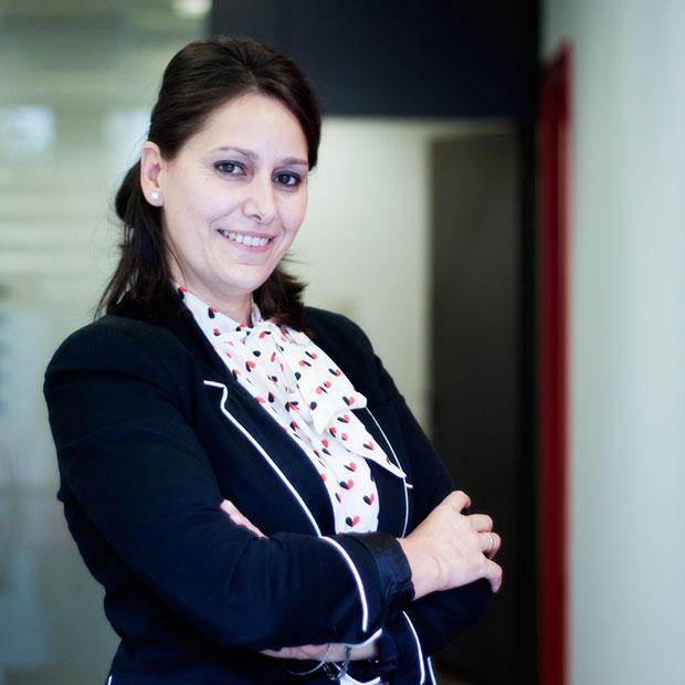 María Baños Álvarez (Responsable Administración Pontevedra)