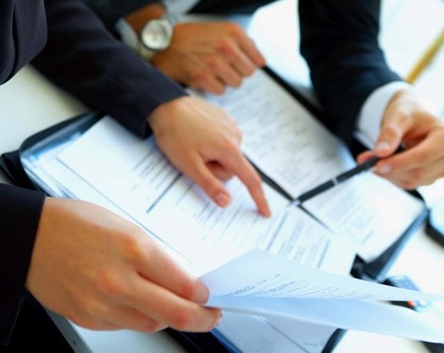 Documentos para el divorcio