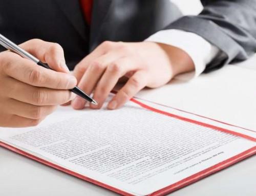La importancia de la firma del cliente en el tráfico corriente de la empresa.