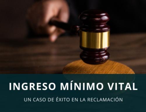 Ingreso Mínimo Vital – sentencia reconociendo el derecho